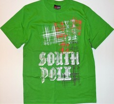 Southpole Boys T-Shirt Green Size Large 16-18 NWT - $19.39