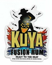 Kuya Fusion Rum React to the Beat Refrigerator Magnets Lot of 25  - $9.74