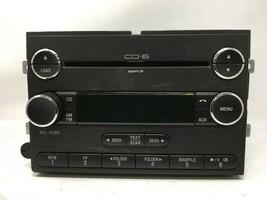 2008-2009 Ford Explorer Am Fm Cd Player Radio Receiver 15002 - $384.17