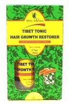 Deity Tibet Tonic Hair Growth Restorer 1.7 Ounce 50ml 2 Pack