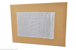 """6000 Clear Packing List slip Holders Envelope 7"""" x 10"""" Pouch Sticker - $292.45"""