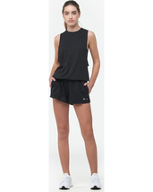 adidas Women's Wanderlust Romper, Black, XXS 0-2 $60 - $34.42