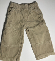 Place, Baby Boy Clothes, SZ 18 MO,Tan Corduroy Carpenter Pants - $8.00