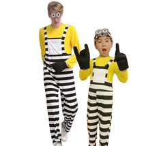 Despicable Me Minions Adult Kids Cartoon Cosplay Party Costume - $32.58