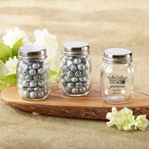 Personalized Printed Mini Mason Jar - Little Princess (3 Sets of 12)  - $59.99