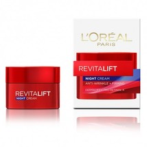 2 Boxes 20ml L'Oreal Revitalift Face/Neck Cream Anti-Wrinkle and Firming... - $36.99