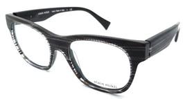 Alain Mikli Rx Eyeglasses Frames A03025 B0D9 51x18 Brown Grey Wires Italy - $105.06