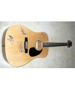 BON JOVI  signed  AUTOGRAPHED  acoustic GUITAR - $599.99