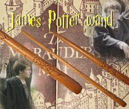 James Potter Magic Wand superior Harry Potter - $8.99
