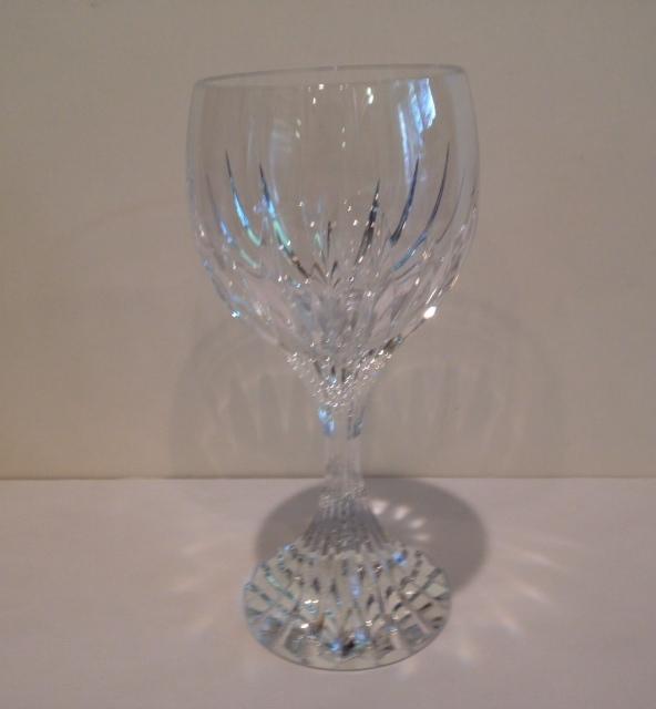 036670d9f55 Baccarat Crystal Massena Claret wine glasses and 50 similar items