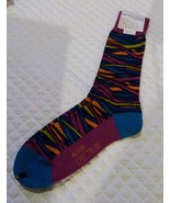 Alfani Spectrum Stained Glass Crew Socks, One Pair, Size 10-13 - $2.92