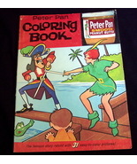 1963 Peter Pan Peanut Butter Coloring Book Ad Giveaway - $14.95