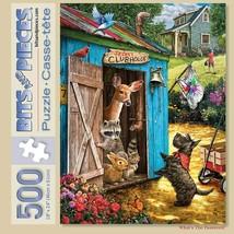 Bits and Pieces Puzzles Larry Jones What's The Password 500 Piece Puzzle 43972  - $39.39