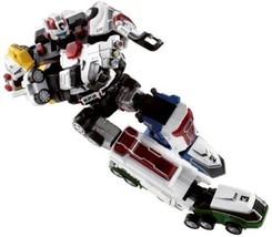 NEW Super Robot Chogokin Tokusou Sentai DEKARANGER ROBO Action Figure Japan - $81.90