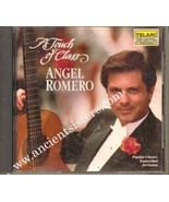 A Touch of Class by Angel Romero (Guitar Classics) Music CD - $5.25