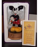 Disney 75 Years Of Love & Laughter Mickey Mouse... - $84.99