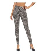 Save On Products Spandex Jeanish Ankle Leggings- Taupe Snakeskin Small S... - $97.02