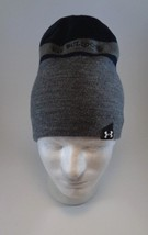 Under Armour Yale Bulldogs Blue Gray Performance Knit Beanie College One... - $19.59