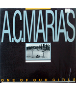 AC Marias - One Of Our Girls 1989 LP RARE!  Ethereal Female - $20.00