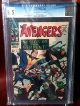 Avengers (1963) # 32 8.5 VF+ Very Fine - $97.99