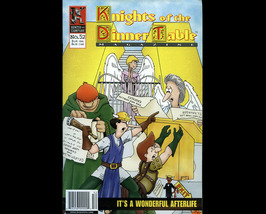 Knights of the Dinner Table KODT #52 VF RPG - $3.00