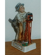 Photographer Mini Decanter by Lionstone - $10.00
