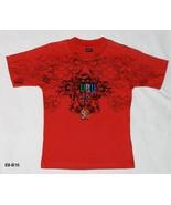Fubu Size 3T Red Designed Tee Shirt NWT - $9.99