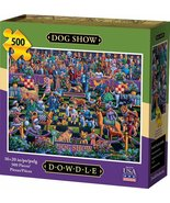 DOG SHOW - Traditional Puzzle - 500 Pieces - $26.95