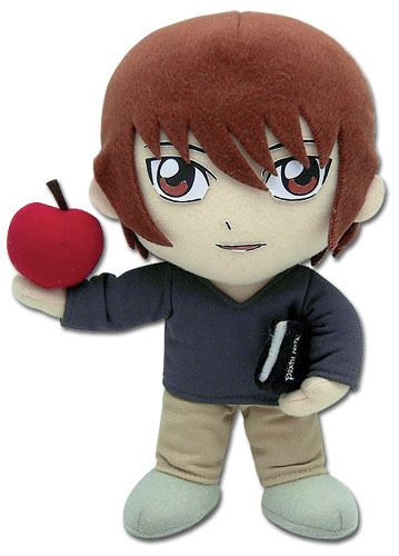 Death Note: Light 8 Inch Tall Plush Brand NEW!
