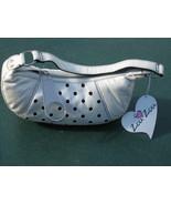 Zou Zou White w/ Black Dot Shoulderbag Purse NWT - $15.00
