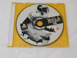 NCAA Football 99 PlayStation (Sony PlayStation 1, 1998) E-Everyone EA Sp... - $13.38