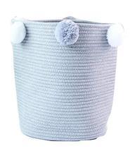 Black Temptation [Gray] Useful Household Storage Organizers Laundry Bask... - £28.63 GBP