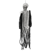 Halloween Party Home Decoration Hanging Skeleton Wizards Pendant Toys Props - ₨790.82 INR
