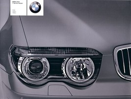 2003 BMW 7-SERIES brochure catalog US 03 745i 745Li 760Li - $12.00