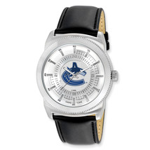 Non Metal Mens Nhl Vancouver Canucks Vintage Watch (Length=9.5) [Xwm1900] - $29.37