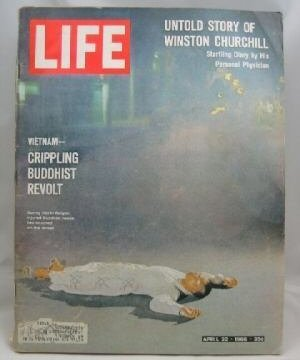 Life  April 22, 1966 Vietnam Buddhist Revolt