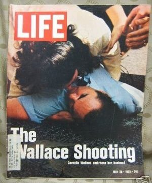 Life Magazine May 26, 1972 The Wallace Shooting