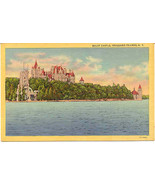 Boldt Castle Thousand Islands New York Vintage ... - $3.00