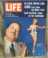 Life October 5, 1962 Jackie Gleason Sue Ann Langdon - $4.99
