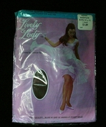 Vintage Lively Lady Sexy Nylon Stockings Seamle... - $9.00