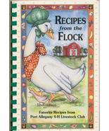 Region Cookbook Pennsylvania PA Port Allegany 4-H - $6.99
