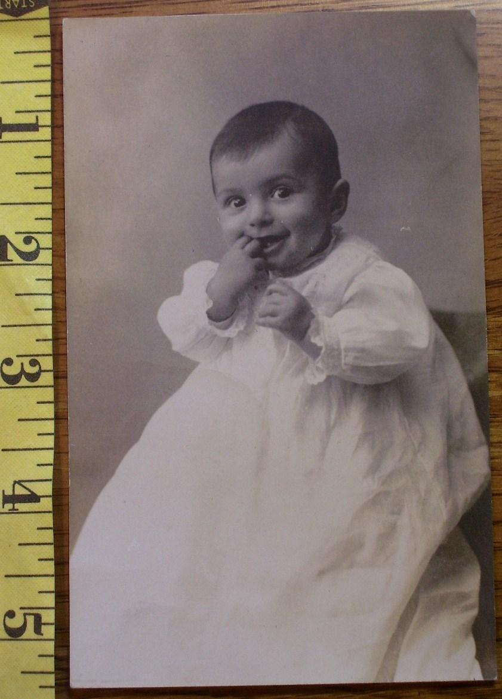 Cute baby post card  1