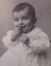 Cute baby post card  2 thumb200