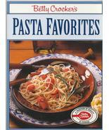 Betty Crocker's Pasta Favorites Cookbook - $5.99