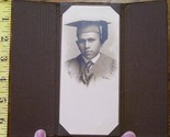 Young man grad photo  3 thumb155 crop