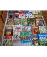 Set 34 Children Reading Books Lg HC Random House First Dictionary Santa ... - $49.99
