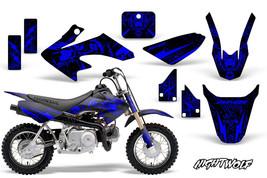 Honda CRF50 Dirt Bike Graphics Sticker Kit Decal Wrap MX Deco 04-15 NIGH... - $59.95