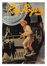 1992 Arrowpatch Roy Rogers Comics Trading Card #11 > Trigger > Happy Trail - $0.99