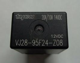Gm Oem Tyco Relay VJ28-95F24-Z08 1 Warranty Tested Free Shipping GM2 - $7.10
