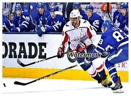 NHL Washington Capitals Ovie Alex Ovechkin on the move Color 8 X 10 Photo Pic - $4.99